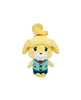 Animal Crossing Sanei Small Plush Isabelle SECOND RESERVATION