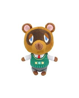 Animal Crossing Sanei Small Plush Tom Nook SECOND RESERVATION