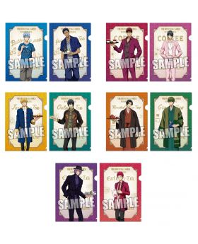 Kuroko No Basket Broccoli Clear File Set Tea Break Ver.