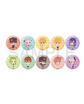Toilet Bound Hanako-kun Fuwaponi Series Can Badge SET