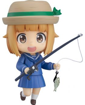 Diary Of Our Days At The Breakwater Tsurugi Hina Nendoroid
