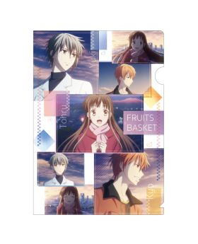 Fruits Basket Crux Single Clear File Type B