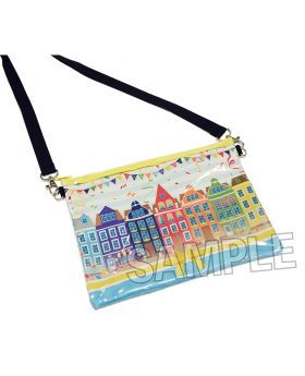 IDOLiSH7 Finger Puppet Series Design Ver. Marching Band Pouch Bag IDOLiSH7