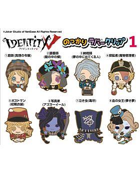 Identity V Ensky Nokkari Rubber Clip Volume 1 SET