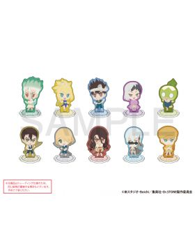 Dr. STONE Fuwaponi Goods Acrylic Stand BLIND PACKS