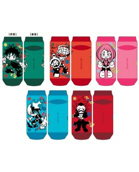 Boku No Hero Academia Takaratomy Arts Character Socks