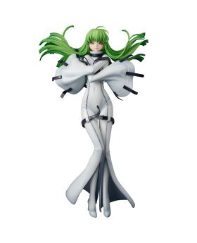 Code Geass Lelouch of the Rebellion Union Creative International Figurine C.C.