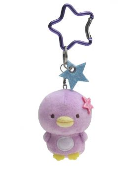 Jinbei-san San-X Starry Sky Penguin Goods Penguin Star Plush Keychain