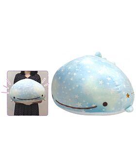 Jinbei-san San-X Starry Sky Penguin Goods BIG Round Starry Jinbei-san Plush