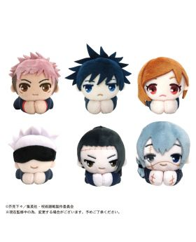 Jujutsu Kaisen Takaratomy Arts Hug Character Collection Plush Keychain 1 & 2 SET