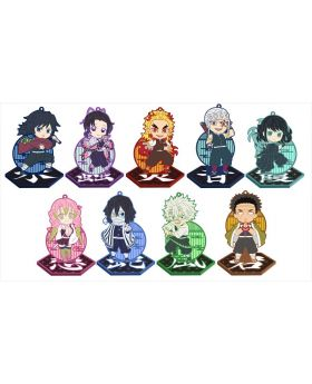 Kimetsu No Yaiba Rubber Stand Collection Vol. 2 SET