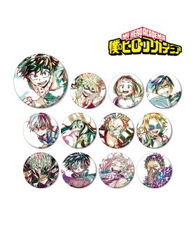 Boku No Hero Academia armabianca Ani-Art Can Badge Vol. 3 SET