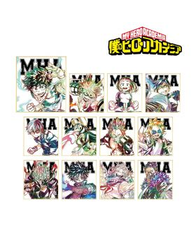 Boku No Hero Academia armabianca Ani-Art Mini Illustration Board Vol. 3 SET