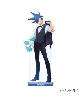 PROMARE Amnibus Valentine's Day Photo Frame Large Acrylic Stand Galo