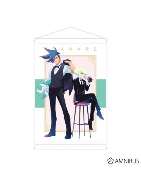 PROMARE Amnibus Valentine's Day Galo and Lio Tapestry