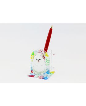 Given Charain Live Goods Kedama Acrylic Pen Stand