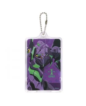 Evangelion Store Official Light Up PIICA IC Card Holder Unit 1