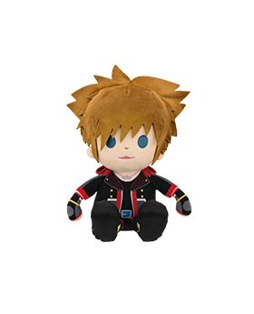 Ichiban Kuji Kingdom Hearts Second Memory Kuji Game INDIVIDUALS Sora Plush