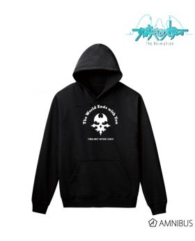 The World Ends With You the Animation Amnibus Goods Hoodie Jacket Men