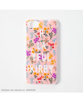 Kirby Playful Kirby iPhone 6/6s/7/8 Case Flower Print Pink