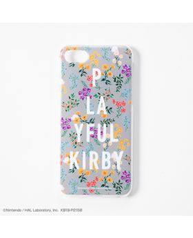 Kirby Playful Kirby iPhone 6/6s/7/8 Case Flower Print Gray
