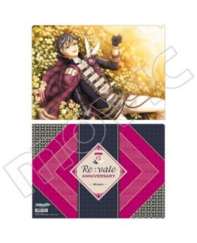 IDOLiSH7 Movic Re:vale Anniversary 2019 Goods Clear File Momo