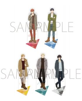 Given Movic Movie Goods Acrylic Stand