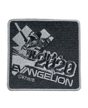 Evangelion Store Official 2020 Logo Iron On Patch