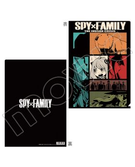 Spy x Family Movic Clear File Type C