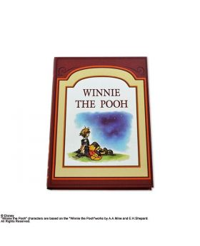Kingdom Hearts 2 Winnie the Pooh 100 Acre Woods Book
