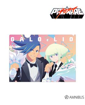 PROMARE 1st Anniversary Amnibus Special Goods Clear File
