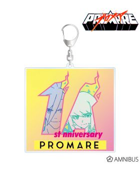 PROMARE 1st Anniversary Amnibus Special Goods Acrylic Keychain