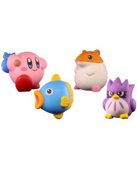 Kirby Takara Tomy Arts Round Sofby Figurine Set Vol. 4