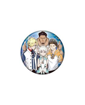 AGRAVITY BOYS Jump Festa 2020 Can Badge