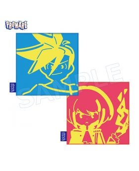 PROMARE Aniplex+ F*Kaori Designed Limited Edition Goods Hand Towels SECOND RESERVATION