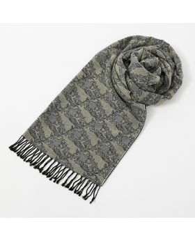 NieR Gestalt and Replicant Super Groupies Collection Scarf and Pin Set Emil