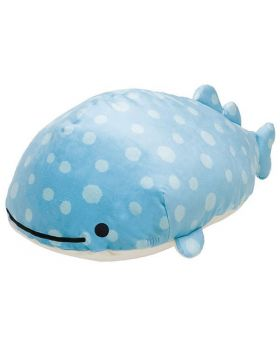 "SUPER Large San-X ""Jinbei-San"" Mr. Whale Shark Plush"