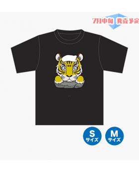 Yuri On Ice x Oedo Onsen Monogatari Collab Limited Goods Yurio Tiger T-Shirt