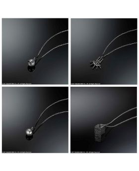 NieR Automata Square Enix Cafe Goods Sterling Silver Necklace