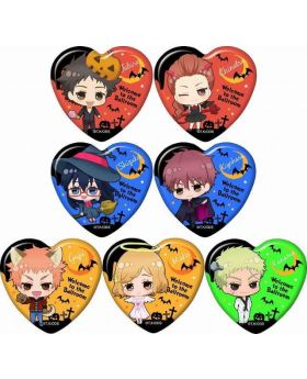 Welcome to the Ballroom Parco Limited Store Halloween Can Badge BLIND PACKS