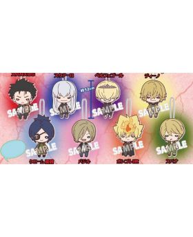 Katekyo Hitman Reborn Jump Shop Limited Nitotan Plush Keychains Vol. 2