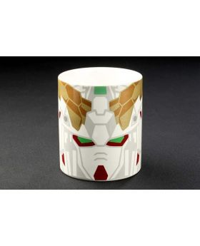 Gundam Cafe Celestial Decade Unicorn Color Changing Mug