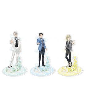 Yuri On Ice with a WISH Acrylic Stands SECOND RESERVATION