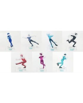 Yuri On Ice Concert Yuri On Grand Prix Acrylic Stands