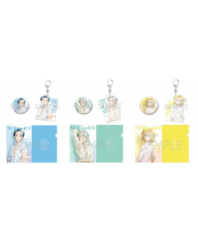 Yuri On Ice Avex Limited Edition Flower Crown Set LIMITED STOCK