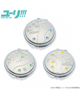 Yuri On Ice Premium Bandai Special Compact Mirrors