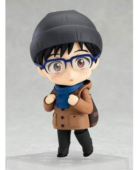 Yuri On Ice Nendoroid Yuuri Katsuki Casual Clothes