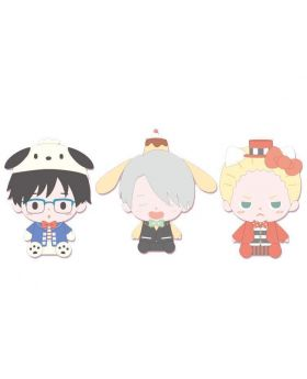 Yuri On Ice x Sanrio Puroland Limited Goods Plush INDIVIDUALS SECOND RESERVATION