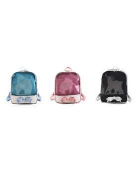 Ita Bag Multi Pocket Ribbon Backpack