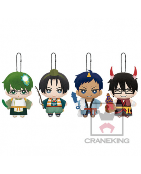 Kuroko No Basket Tomonui Yokai Grand March Outfit Plush Straps Vol. 2